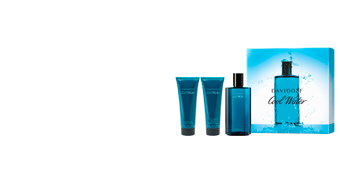 Davidoff COOL WATER COFFRET parfum