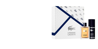 Lacoste LACOSTE POUR HOMME LOTE perfume