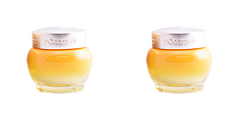 Anti aging cream & anti wrinkle treatment IMMORTELLE crème divine L'Occitane