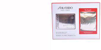 Skin lightening cream & brightener BIO-PERFORMANCE GLOW REVIVAL  ZESTAW Shiseido