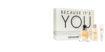 Armani BECAUSE IT'S YOU  SET perfume
