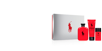 Ralph Lauren POLO RED  COFFRET parfum