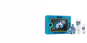 Diesel ONLY THE BRAVE  ZESTAW perfum