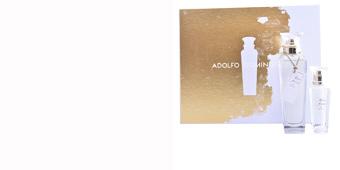 Adolfo Dominguez AGUA FRESCA DE ROSAS  SET parfüm