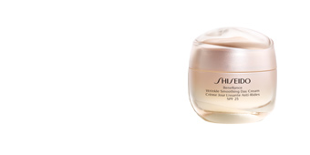 Anti aging cream & anti wrinkle treatment BENEFIANCE WRINKLE SMOOTHING day cream SPF25 Shiseido