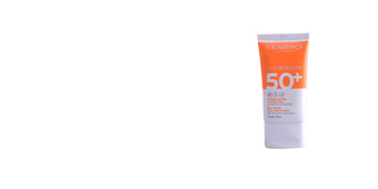 Gesichtsschutz SOLAIRE crème toucher sec SPF50 Clarins