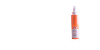 Body SOLAIRE lait en spray SPF50 Clarins