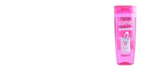 Shampoo for shiny hair ELVIVE nutri-gloss luminizer champú alto brillo L'Oréal París
