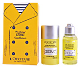 Estuche de Perfume EAU DE CEDRAT LOTE L'Occitane