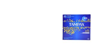 Tampons TAMPAX REGULAR tampon Tampax