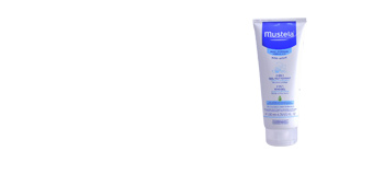 Duschgel BÉBÉ 2 IN 1 hair & body wash Mustela