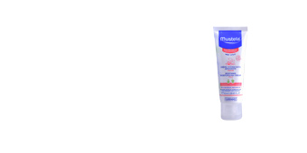 Gesichts-Feuchtigkeitsspender BÉBÉ SOOTHING MOISTURIZING CREAM very sensitive cream Mustela