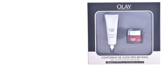 Skincare set EYES PRO-RETINOL TREATMENT  VOORDELSET Olay