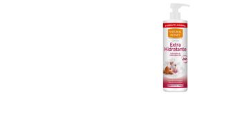 Hidratante corporal ACEITE ALMENDRAS DULCES loción extra hidratante Natural Honey