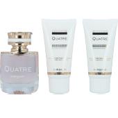 Boucheron QUATRE POUR FEMME coffret parfum