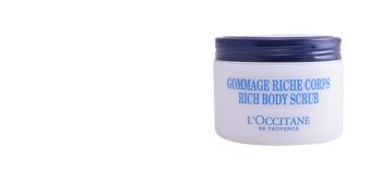 Exfoliante corporal KARITE gommage ultra riche corps L'Occitane