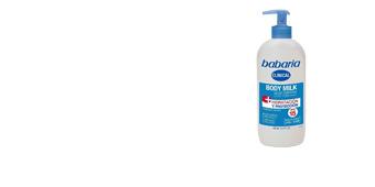 Body moisturiser CLINICAL SPF15 leche corporal hidratante & protectora Babaria