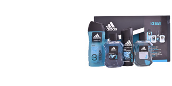 Adidas ICE DIVE  COFFRET parfum