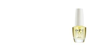 Cuticle remover PROSPA nail & cuticle oil Opi