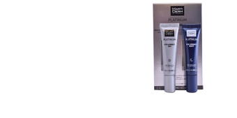 Eye contour cream PLATINUM EYE CORRECT day & night Martiderm