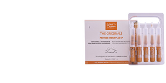 Antioxidant treatment cream THE ORIGINALS proteos hidraplus sp ampoules Martiderm