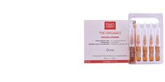 Tratamiento Facial Reafirmante TH ORIGINALS proteos liposome oil-free ampoules Martiderm