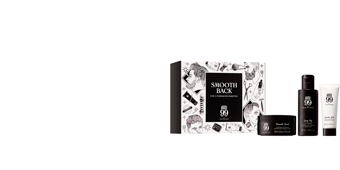 Set coiffure SMOOTH BACK COFFRET House 99