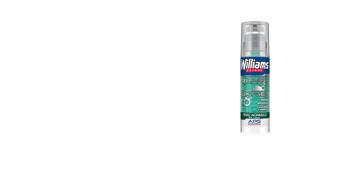 Espuma de barbear EXPERT OXYGEN 0% alcohol gel afeitar piel normal Williams
