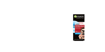 Akne Creme & Mitesserentfernung PURE ACTIVE CARBON mascarilla peel-off puntos negros Garnier