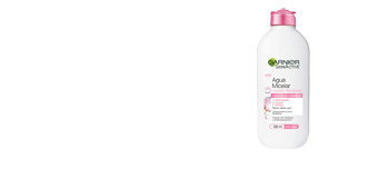 Eau micellaire SKINACTIVE AGUA MICELAR + leche hidratante Garnier