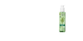 Facial cleanser BIO ECOCERT lemongrass gel limpiador Garnier