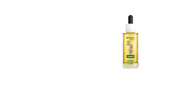 Tratamento para flacidez do rosto BIO ECOCERT lavanda aceite rostro reafirmante Garnier