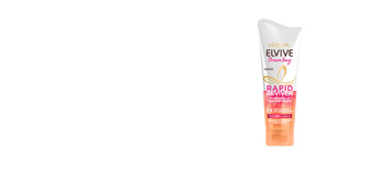 Hair mask for damaged hair ELVIVE RAPID REVIVER dream long mascarilla L'Oréal París