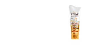 Hair mask for damaged hair ELVIVE RAPID REVIVER aceite extraord. mascarilla L'Oréal París