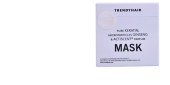 Keratin mask MASKELASTIC KERATIN with ginseng Trendy Hair