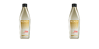 Anti frizz shampoo FRIZZ DISMISS shampoo Redken