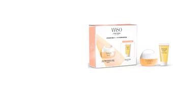Set di cosmetici per il viso WASO CLEAR MEGA HYDRATING CREAM COFANETTO Shiseido
