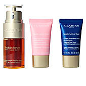 Kits e conjuntos cosmeticos DOUBLE SERUM - MULTI ACTIVE LOTE Clarins