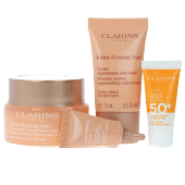 Kits e conjuntos cosmeticos EXTRA FIRMING JOUR PEAUX SÈCHES LOTE Clarins