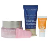 Set di cosmetici per il viso MULTI-ACTIVE JOUR TOUTES PEAUX COFANETTO Clarins