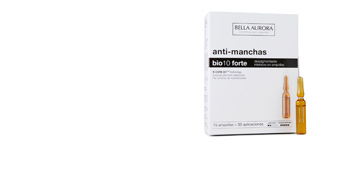 Anti blemish treatment cream BIO-10 FORTE despigmentante intensivo ampollas Bella Aurora