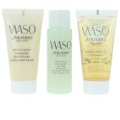 Set cosmétique pour le visage WASO COFFRET Shiseido