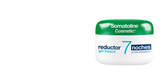 Schlankheitscreme & Behandlungen REDUCTOR ULTRA INTENSIVO 7 noches gel fresco Somatoline
