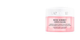 Masque pour le visage CONFORT ROSE sorbet cryo-mask Lancôme