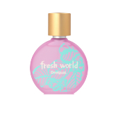 Desigual FRESH WORLD eau de toilette spray perfume
