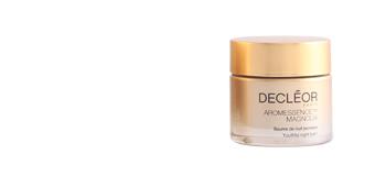 Skin tightening & firming cream  AROMESSENCE MAGNOLIA baume de nuit jeunesse Decléor