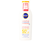 Corporales SUN ANTIALERGIAS SOLARES sensitive SPF50+ leche Nivea