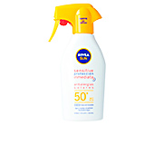 Ciało SUN ANTIALERGIAS SOLARES sensitive SPF50+ pistola Nivea