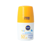 Facial SUN NIÑOS PROTECT&SENSITIVE roll-on SPF50+ Nivea