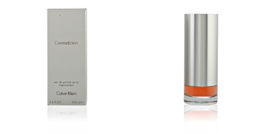 Calvin Klein CONTRADICTION edp vaporizador 100 ml